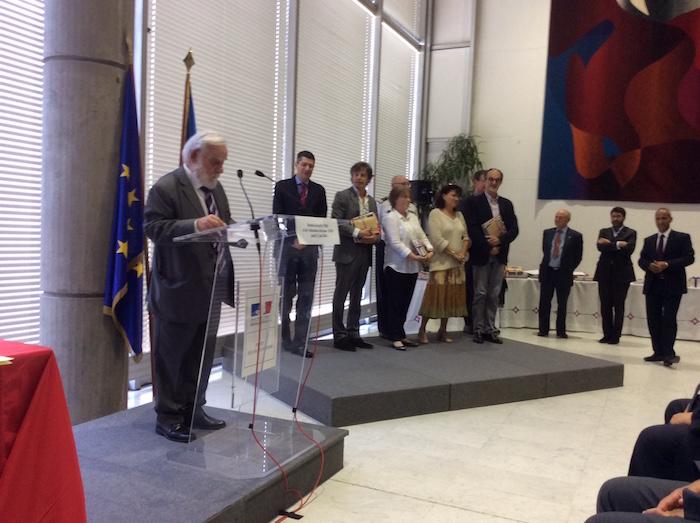 France Libre 92 – Remise des prix du CNRD 2018